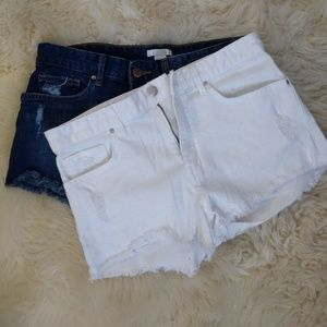 Jean short bundle